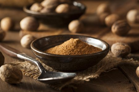 Nutmeg High: How to Spice Up Your Life